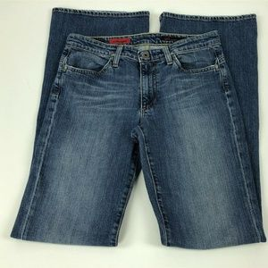 AG Adriano GoldSchmied Jeans Sz 29R the New Legend